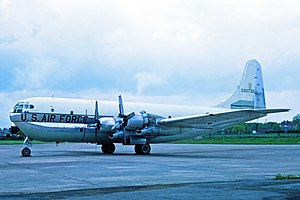 164th Airlift Wing - C-97G