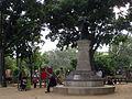 008 Monument a Aribau, parc de la Ciutadella.JPG