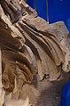 02 2020 Grecia photo Paolo Villa FO190029 (Museo archeologico di Olimpia - Statua della Vittoria-Nike scolpita da Paionios - dettaglio del panneggio bagnato - detail).jpg