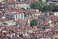 030. Photo prise depuis les toits de la Basilique Notre-Dame de Fourvière.JPG