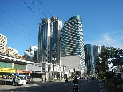 03565jfBagumbayan Libis Eastwood City Quezon City Buildingsfvf 08.jpg