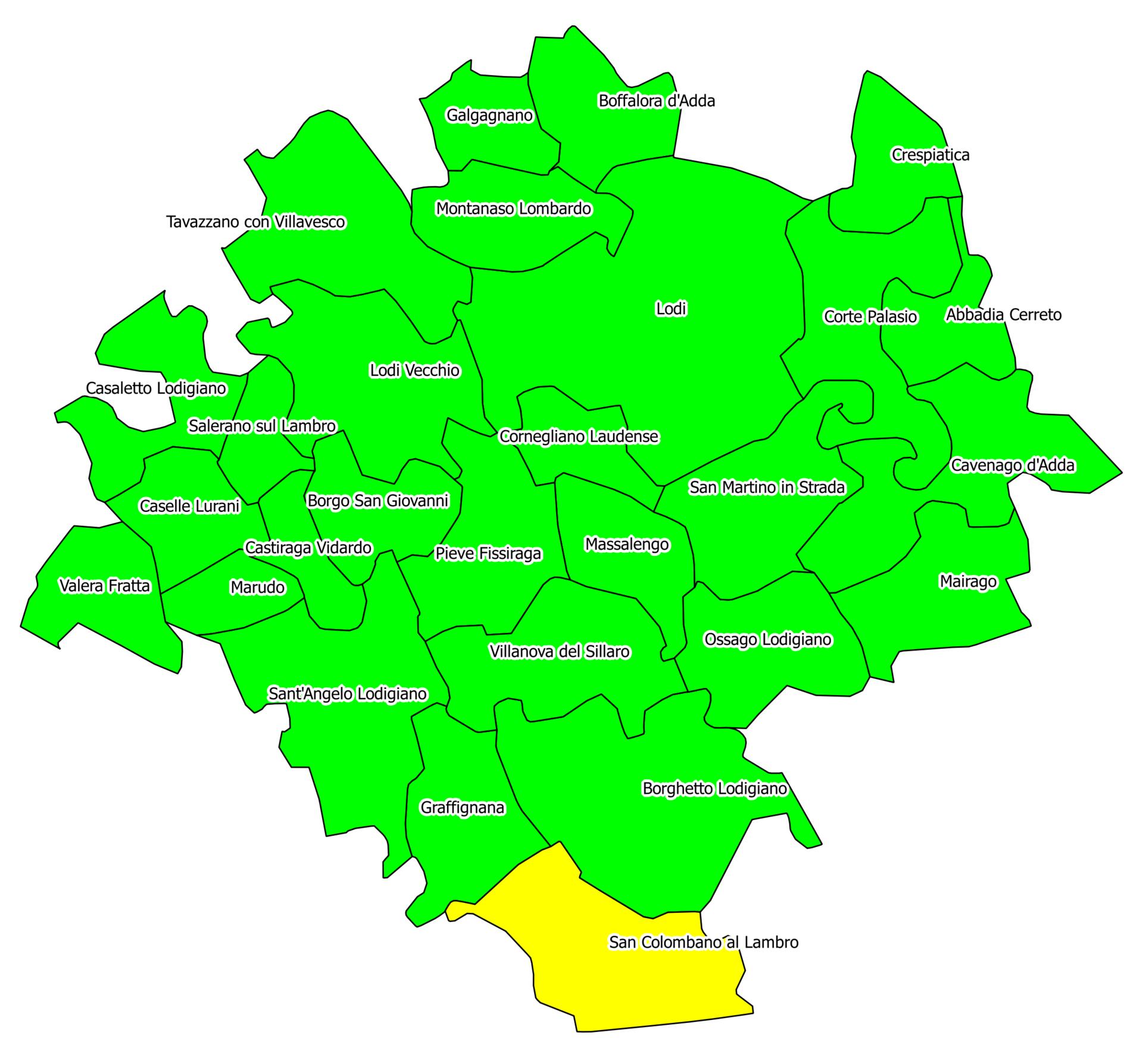 Comune Di Pavia Polizia Locale: Wikipedia