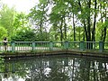 042. Санкт-Петербург. Мост-плотина на Длинном пруду.JPG