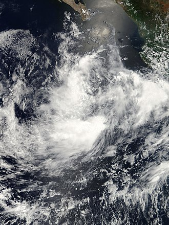 2010 Pacific hurricane season - Image: 06E 2010 07 15 1808Z