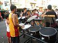 0932jfPedestrian footbridge C-41 Capulong Marcos Road Musicians Tondo Manilafvf.jpg