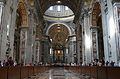 0 Nef - Basilique St-Pierre - Vatican adj.JPG