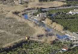 1. Séquia de Sant Llorenç (Parc Natural de l'Albufera, País Valencià).jpg