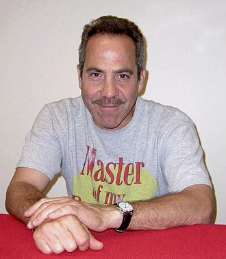 Larry Thomas (actor) - Thomas at the Big Apple Convention in Manhattan on October 1, 2010