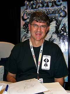 Rick Leonardi American comic artist