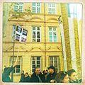 """11 janvier 2015 - Aix-en-Provence - Panneau """"Je suis Charlie"""" et """"Je suis Juif"""".JPG"""