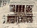 11th century Panchalingeshwara temples group, Kalyani Chalukya, Sedam Karnataka India - 83.jpg