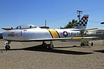 12734 North american F86 Sabre Chico 27-05-2017 (35212190725).jpg