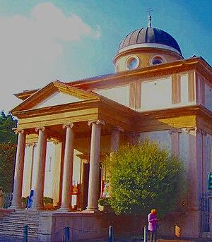 Saint Lucius, Brugherio - The Exterior