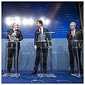 131125 Persconferentie NSS Timmermans Rutte Van Aartsen 5155 (11085183803).jpg