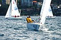 141100 - Sailing Australia 3 person keelboat action - 3b - 2000 Sydney race photo.jpg