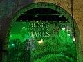 155 Porxo del Museu Marès, durant el festival Llum BCN.JPG