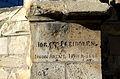 1663 Strebepfeiler Nikolaikapelle Hannover Inschrift Bildhauer Jobst Bleidoren Jost Bleidorn Johan Arent Höyer Johann Arend Hoyer, 05.jpg