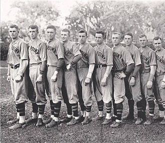 The class the stars fell on - Image: 1914 West Point Baseball team