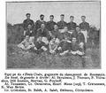 1922 - Tenis Club - echipa de rugby campioana a Romaniei in 1922.PNG