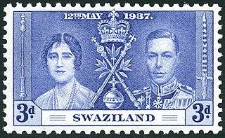 Postage stamps and postal history of Eswatini