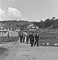 1957 Visite du ministre de l'agriculture Mr ANDRE DULIN au CNRZ-39-cliche Jean Joseph Weber.jpg