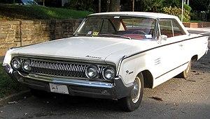 Mercury Marauder - 1964 Mercury Marauder 2-door hardtop