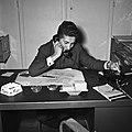 1964 Mr Bertrand Levy au CNRZ Cliché Jean-Joseph Weber.jpg