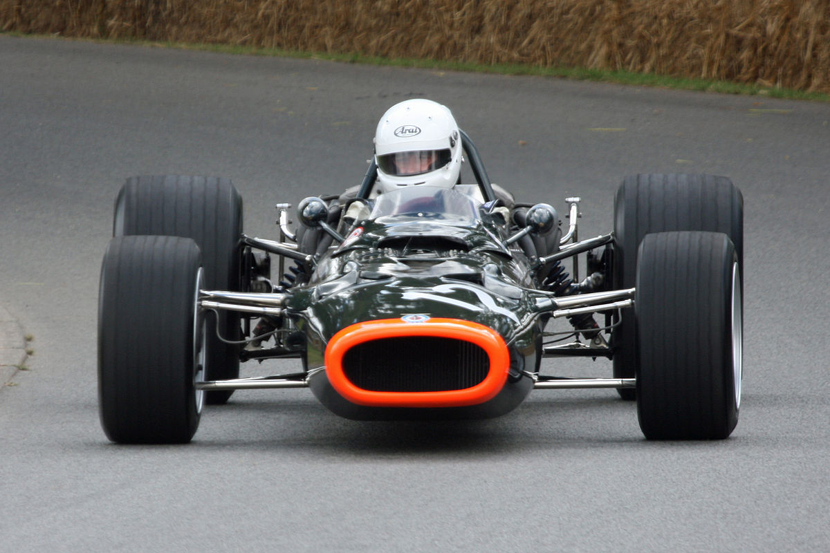 Festival Of Speed >> BRM P126 – Wikipedia