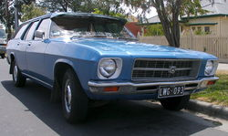 Holden Kingswood HQ Wagon (1971–1974)