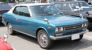 Nissan Laurel - 1972 Nissan Laurel series C30 2000GX coupe
