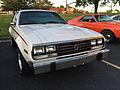 1980 AMC Spirit DL in white at AMO 2015 meet 1of3.jpg
