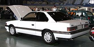 Nissan Leopard - 1986-1988 Nissan Leopard XJ-II rear