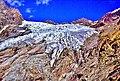 1989-06. Glacier blanc,vu du refuge. (2250 m).jpg