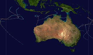 1991–92 Australian region cyclone season cyclone season in the Australian region