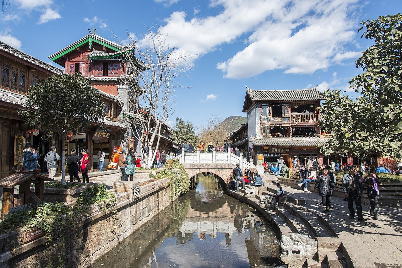 lijiang dating site Location and site lijiang is in the southwest of china in yunnan province,  were the government offices dating back to the fourteenth century, .