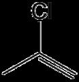 2-chloorpropeen structuur.png