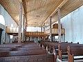 2. Interjeras. Rusnės ev. liuteronų bažnyčia.JPG