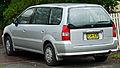 2001-2003 Mitsubishi Nimbus (UG) GLX van (2011-06-15).jpg