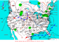 2004-03-13 Surface Weather Map NOAA.png