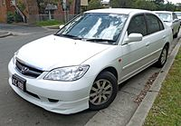 Si / SiR / Type R / 2.0 I VTEC[edit]. 2002 03 Honda Civic Si ...