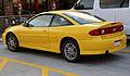 2004 Chevrolet Cavalier LS Sport (2dr), left rear.jpg