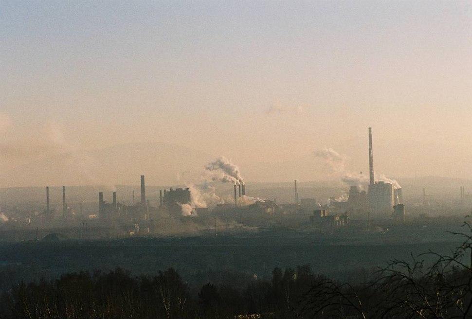 20050111 Nova hut Ostrava