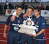 2005 CPSL Championship finals players with trophy.jpg