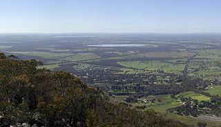 Pomonal, Victoria Town in Victoria, Australia