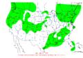 2008-01-10 24-hr Precipitation Map NOAA.png
