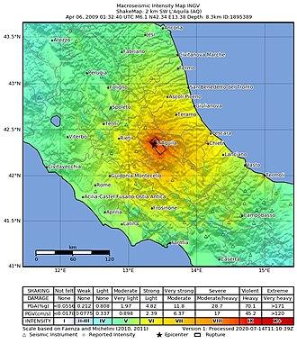 Starkes Erdbeben erschüttert Madei