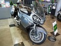 2009 Kawasaki 1400GTR Kawasaki Plaza Akashi Right Side.jpg