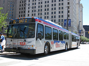 Greater Cleveland Regional Transit Authority - GCRTA 2009 LFR