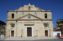 The Chiesa Madre of Cutro.