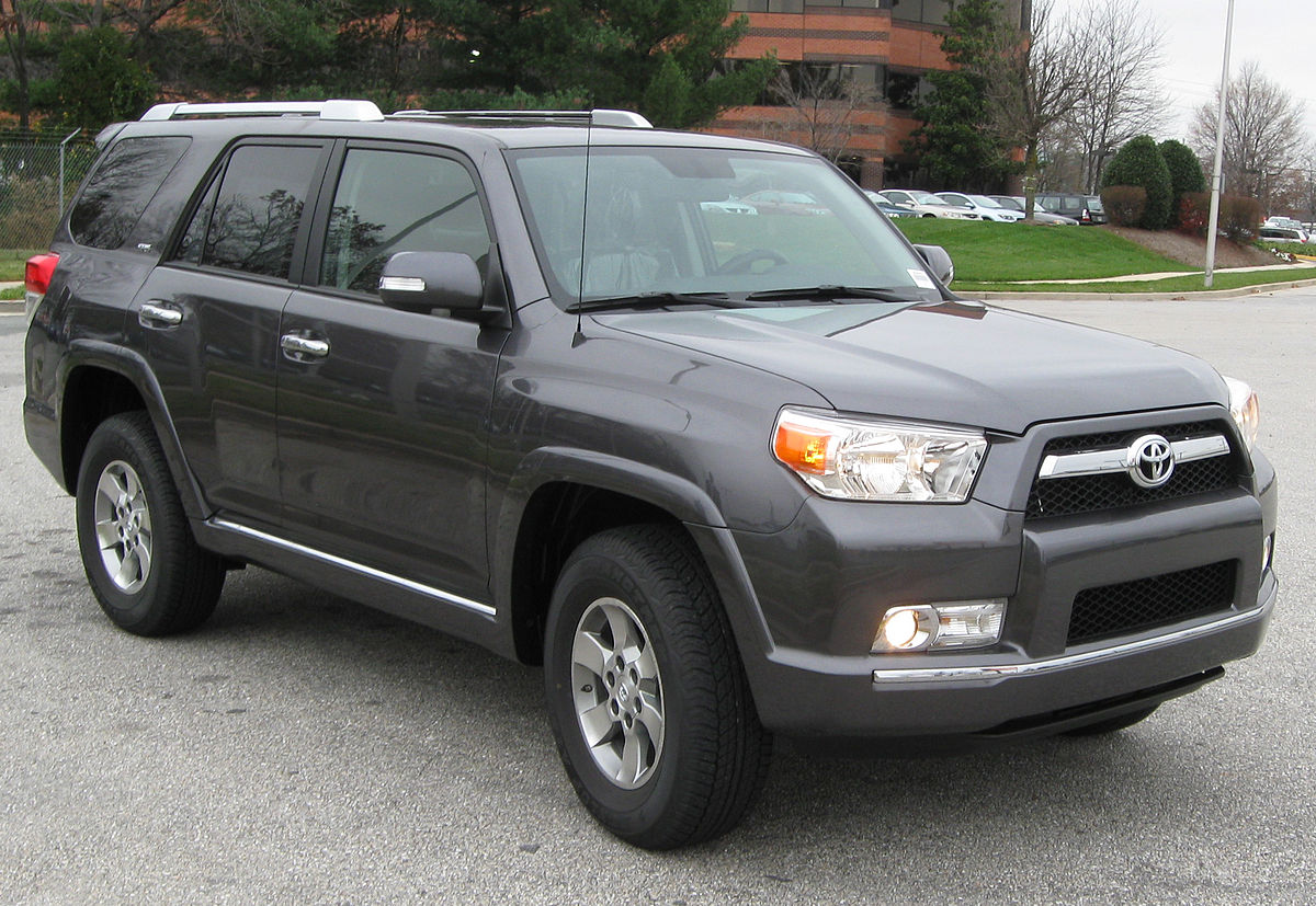 Toyota 4Runner  Wikipedia